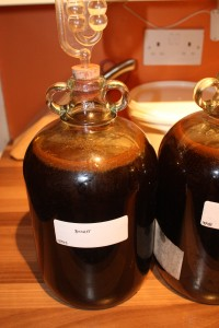 Bochet in the Demijohn